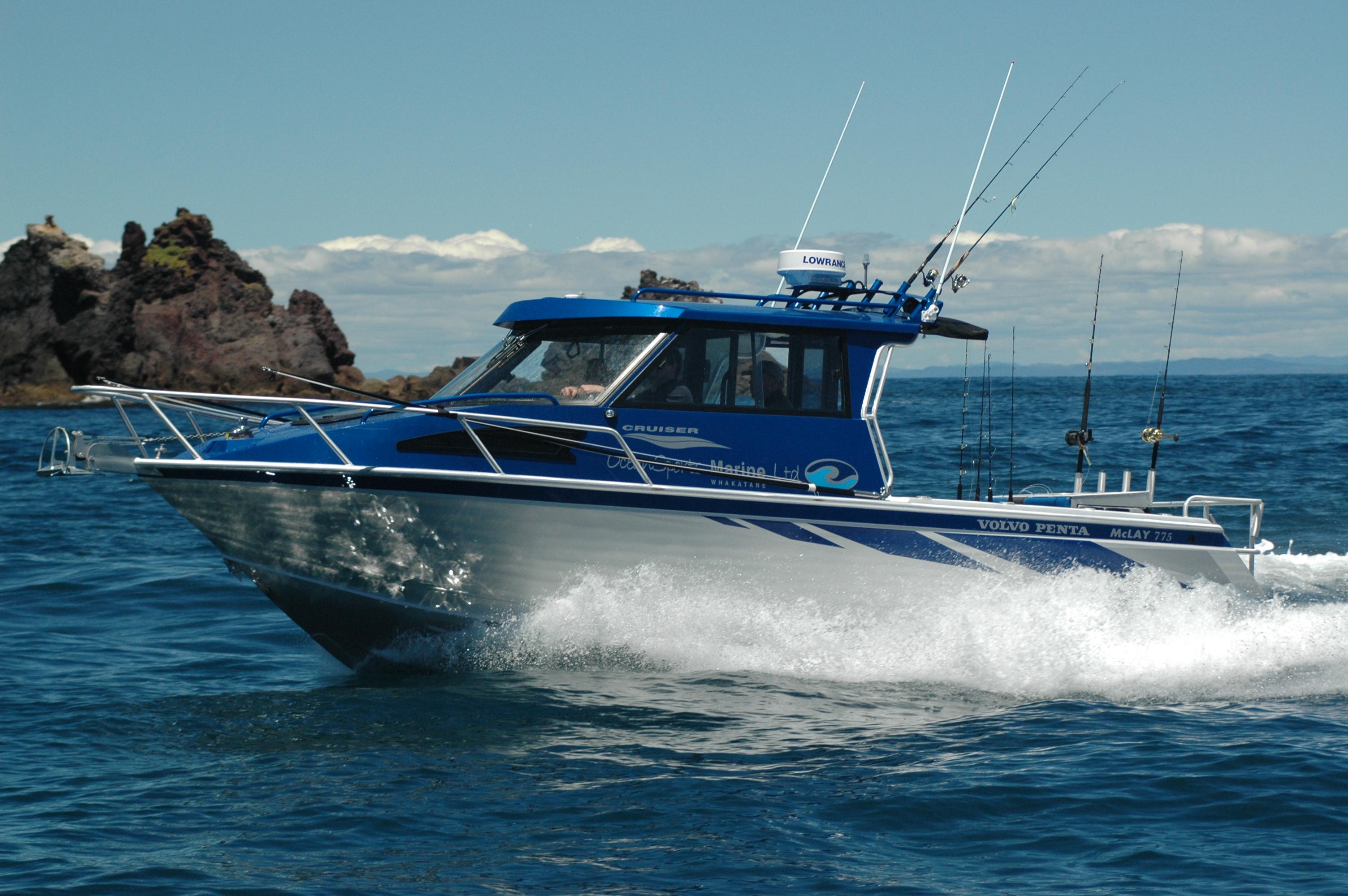 Sea Ray Boat >> Protect your Pleasure Boats by Nyalic® Coatings