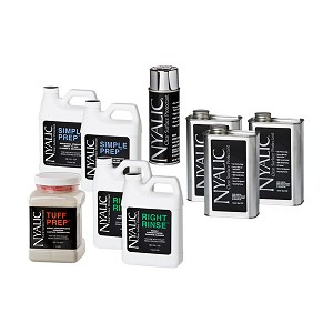 BUS KIT - Clearcoat Restores Color + Corrosion Protection (covers up to 900 sf)