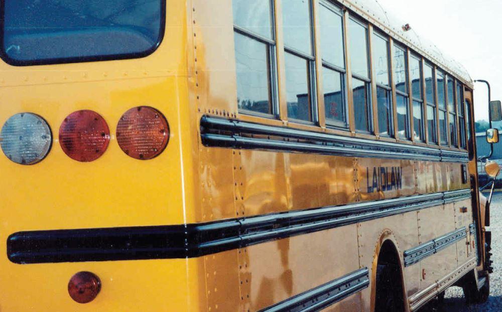 School Bus Restoration | Rust Prevention | Nyalic