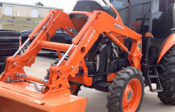 2013 Kubota 7060 Tractor Restoration and Prevention