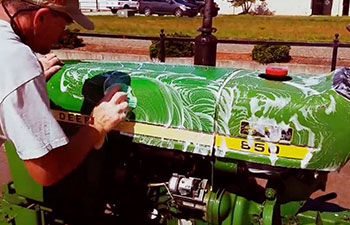 Tractor Refurbishing