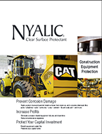 Construction Equipment Brochure